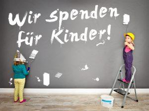 Immobilien Spende für kinder